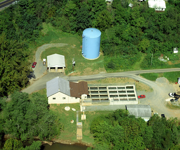 City of Glenville, WV - 2 MGD Mixed Media Filter Surface Water Treatment Facility